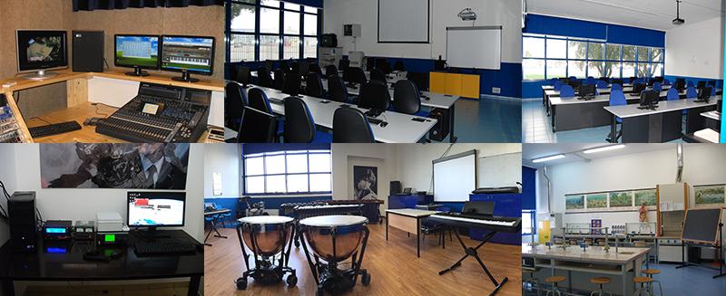 I laboratori del nostro Liceo